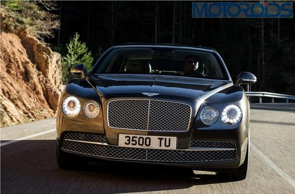 2014 Bentley Continental Flying Spur 3