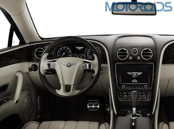 2014 Bentley Continental Flying Spur 4