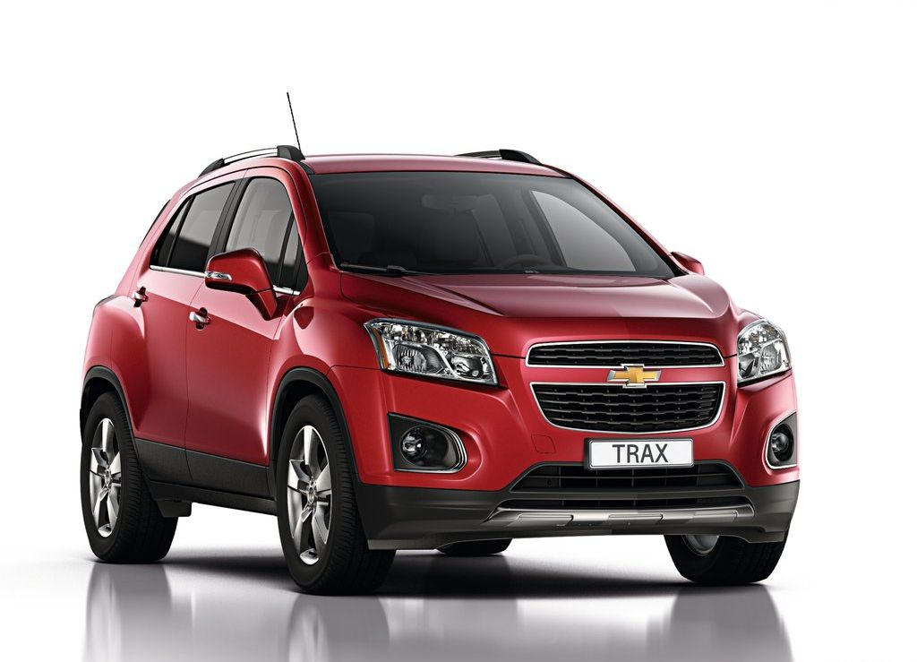 2014 Chevrolet Trax Headed To South Korea India Launch When