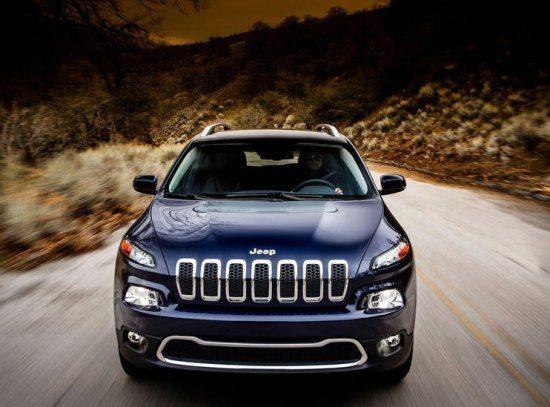 2014 Jeep Cherokee 2