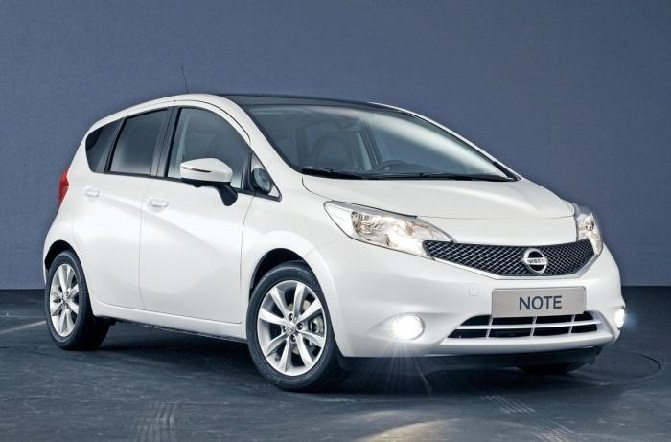 2014 Nissan Note 1