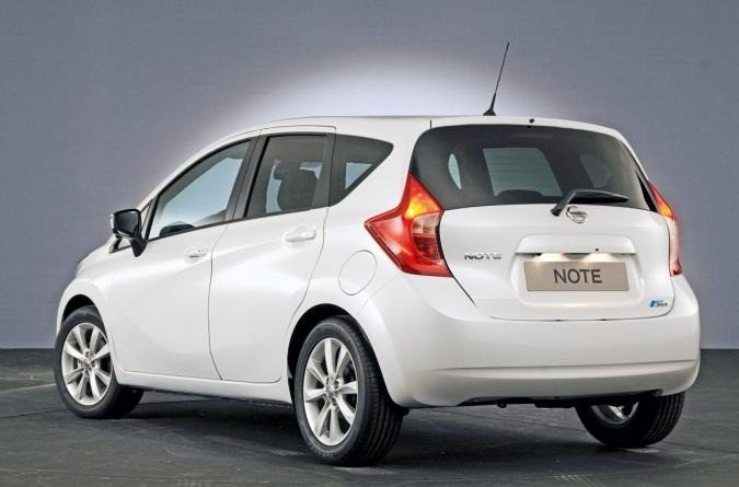 2014 Nissan Note 2
