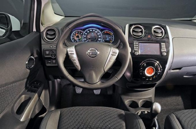 2014 Nissan Note 3
