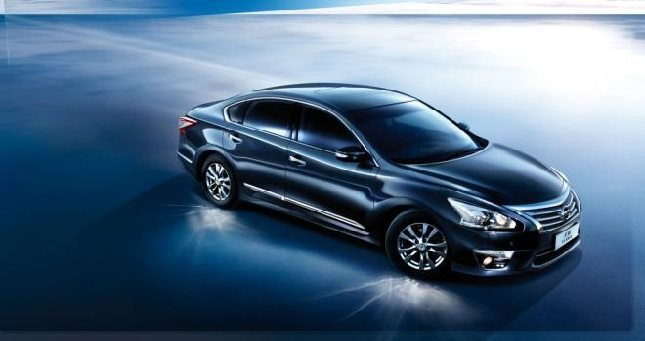 2014 Nissan Teana Unveiled at China