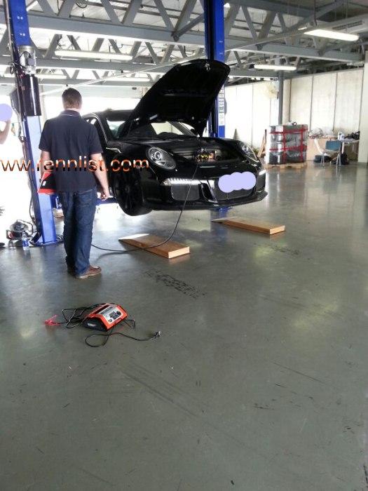 2014 Porsche GT3 Images 1
