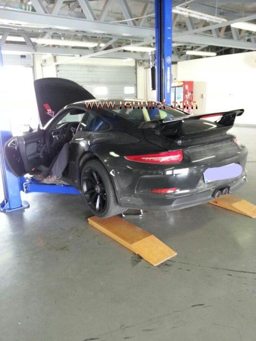 2014 Porsche GT3 Images 2