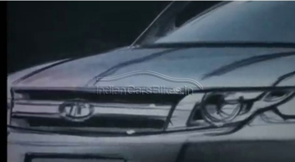 2014 Tata Sumo Grande Facelift to come with an Evoque-ish nose