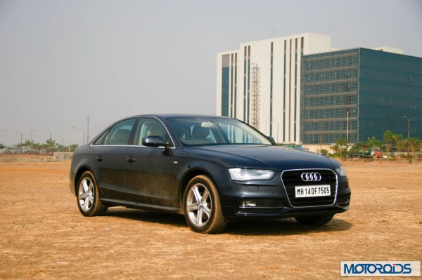 Audi A4 2.0 TDi review (1)