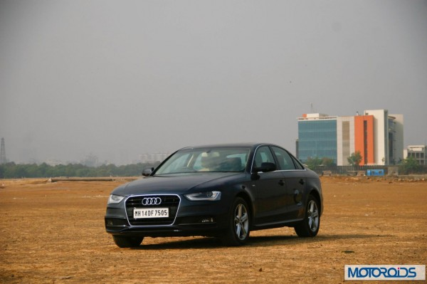 Audi A4 2.0 TDi review (3)