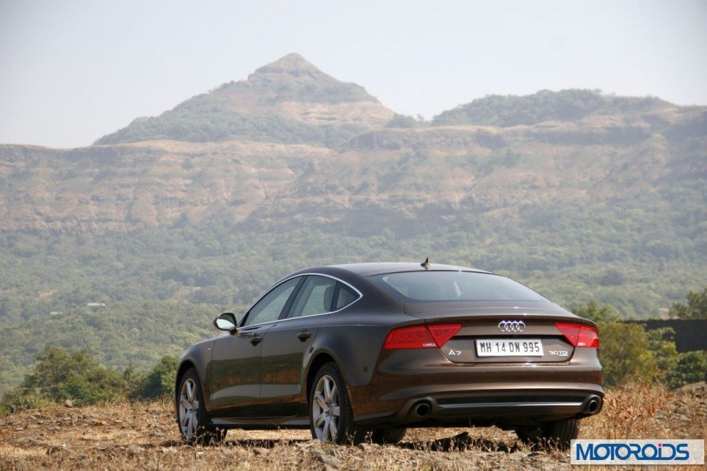 Audi A7 Sportback 3.0 TDI review (1)