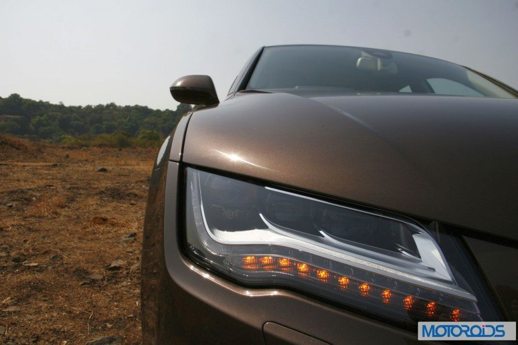 Audi A7 Sportback 3.0 TDI review (32)