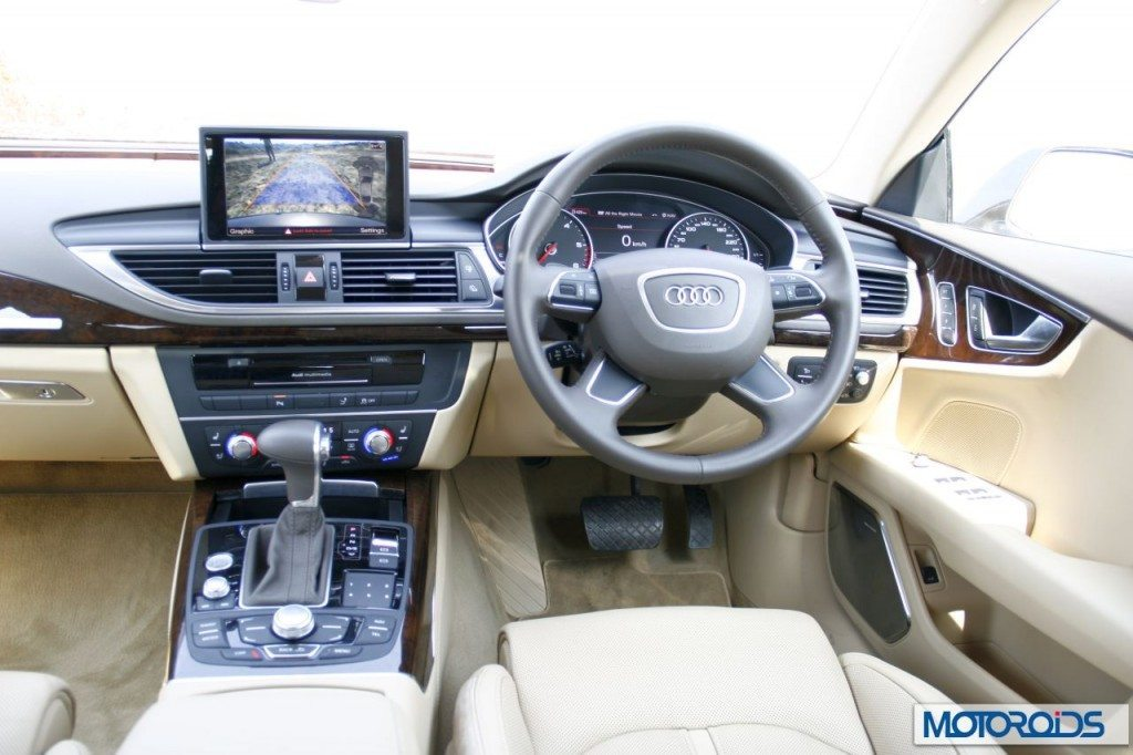Audi A7 Sportback 3.0 TDI review (35)