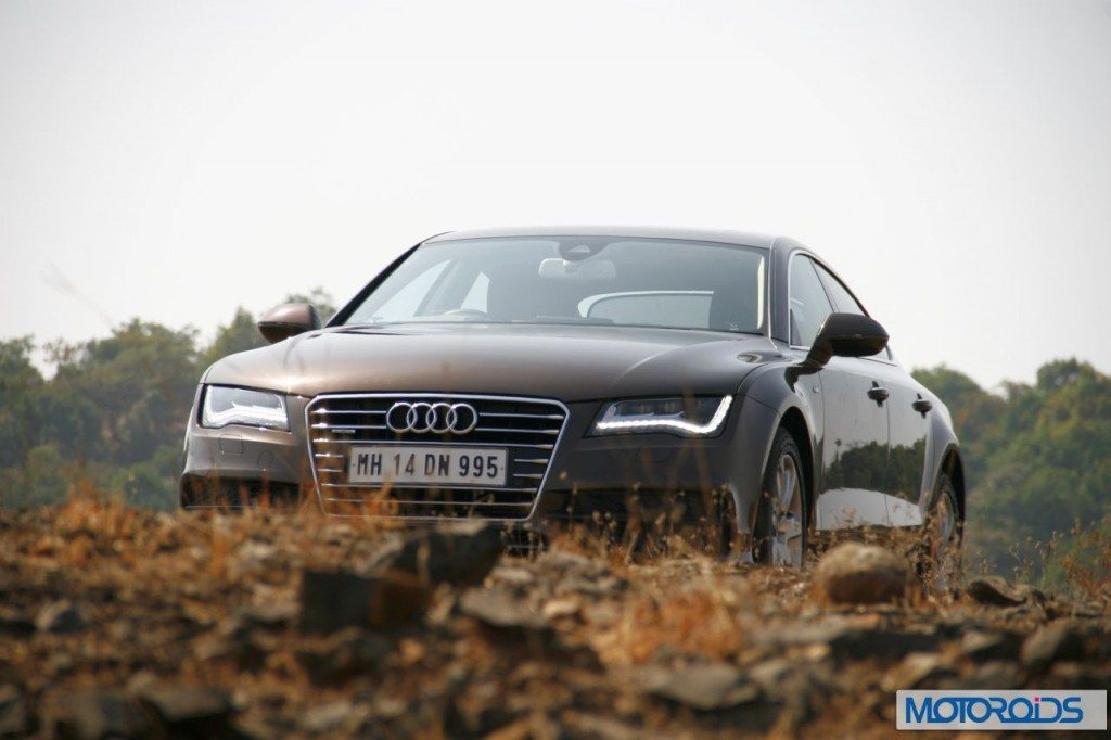 Audi A7 Sportback 3.0 TDI review (5)