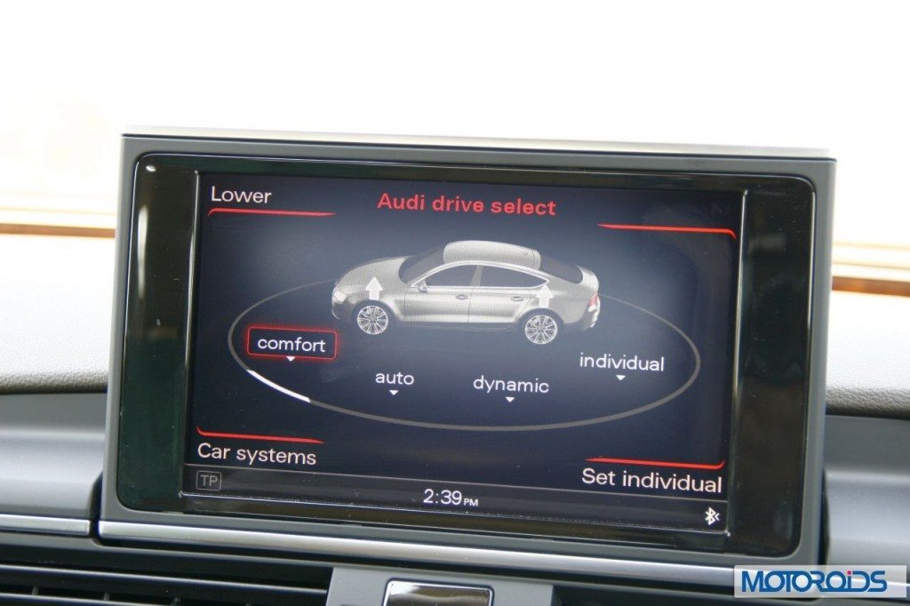 Audi A7 Sportback 3.0 TDI review (56)