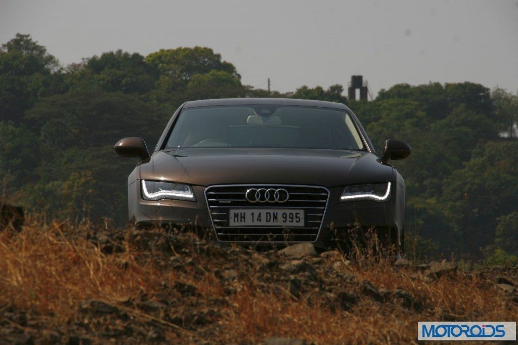 Audi A7 Sportback 3.0 TDI review (6)