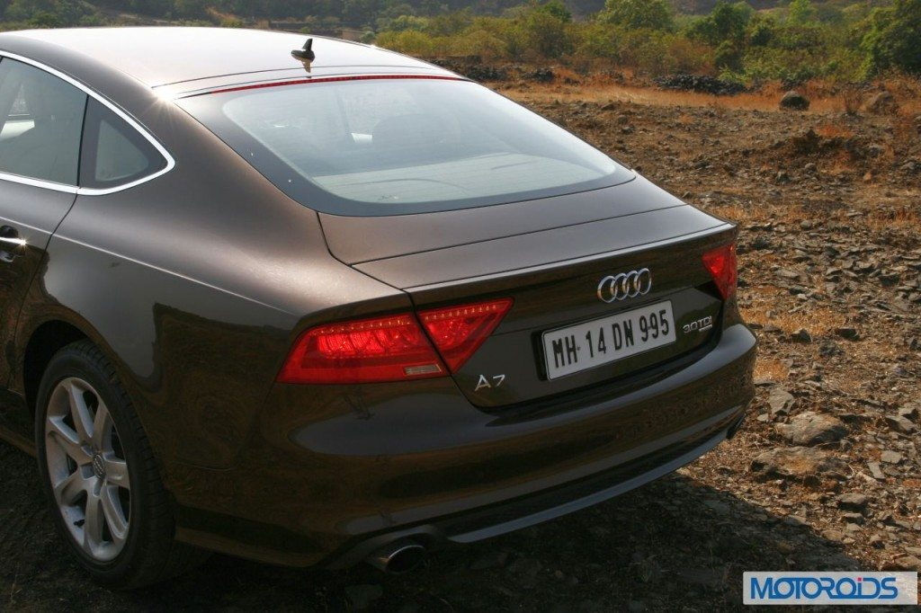 Audi A7 Sportback 3.0 TDI review (70)