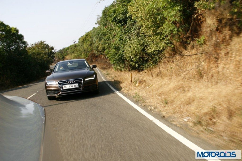 Audi A7 Sportback 3.0 TDI review (73)