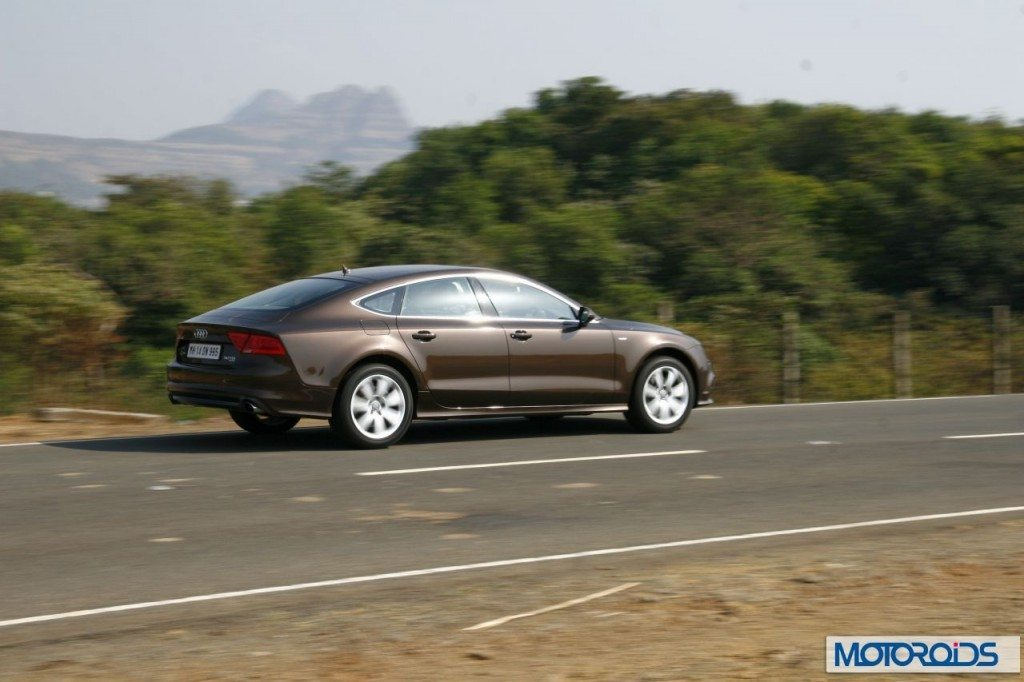Audi A7 Sportback 3.0 TDI review (74)