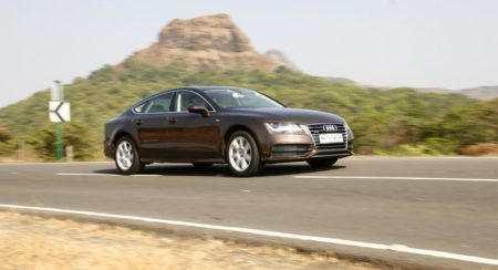 Audi A7 Sportback 3.0 TDI review (75)