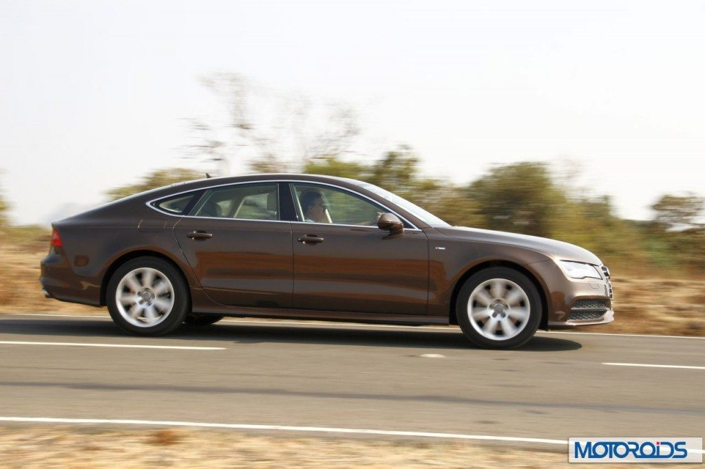 Audi A7 Sportback 3.0 TDI review (83)