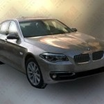 BMW 5 Series LCI Spotted Testing in China