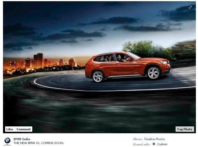 BMW-X1-facelift-India-launch