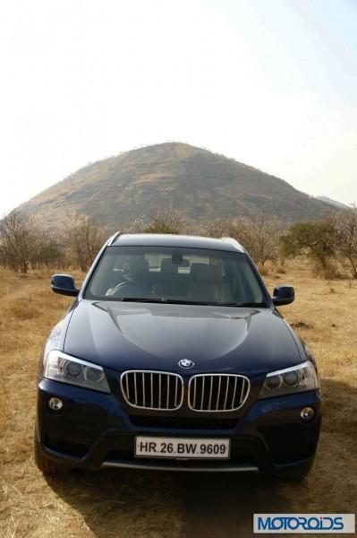 BMW X3 xDrive 30d review (11)