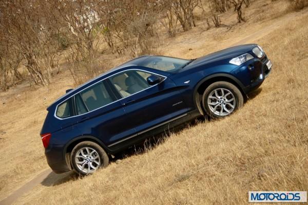 BMW X3 xDrive 30d review (13)