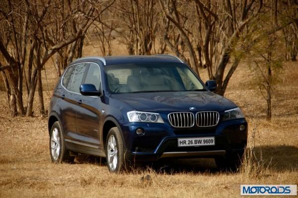 BMW X3 xDrive 30d review (2)