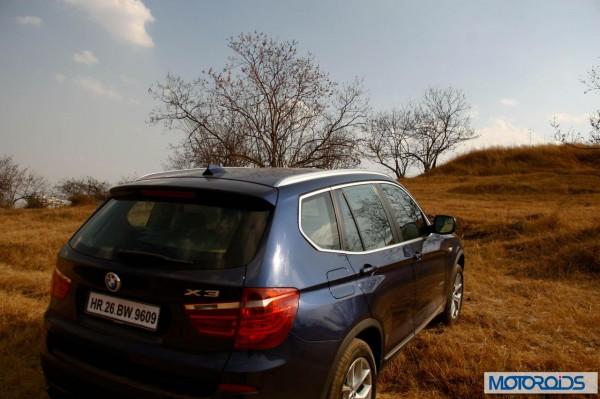 BMW X3 xDrive 30d review (30)