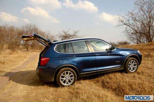 BMW X3 xDrive 30d review (38)