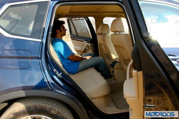 BMW X3 xDrive 30d review (40)