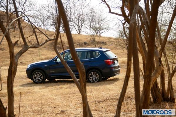 BMW X3 xDrive 30d review (5)