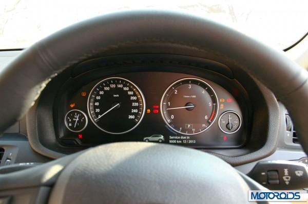 BMW X3 xDrive 30d review (50)
