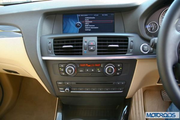BMW X3 xDrive 30d review (55)