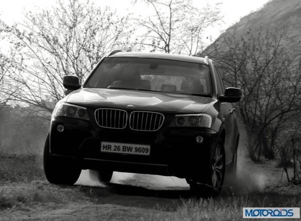 BMW X3 xDrive 30d review