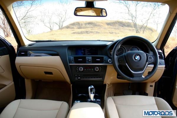 BMW X3 xDrive 30d review (63)