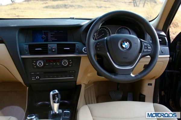 BMW X3 xDrive 30d review (64)