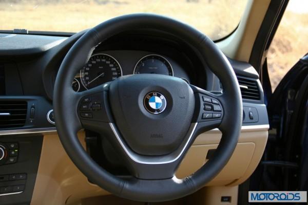 BMW X3 xDrive 30d review (65)