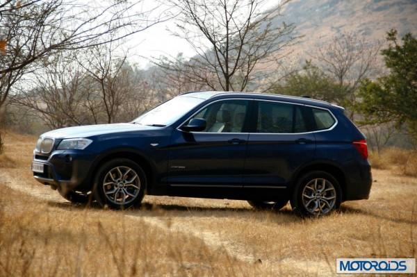 BMW X3 xDrive 30d review (7)