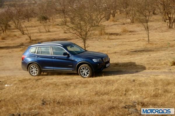BMW X3 xDrive 30d review (75)