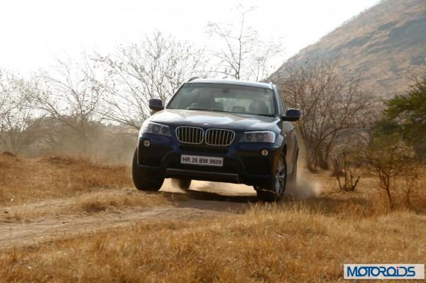 BMW X3 xDrive 30d review (82)