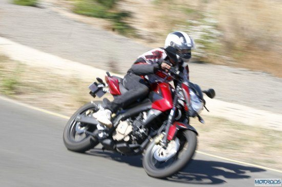 Bajaj Pulsar 200NS Awards