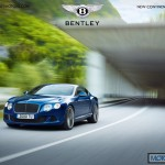 Exclusive Motors launches the Bentley Continental GT Speed in India