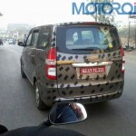Chevrolet Enjoy Spotted in Pune