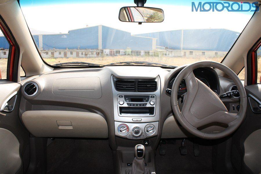 Chevrolet Sail Sedan 4