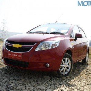 Chevrolet Sail sedan (2)