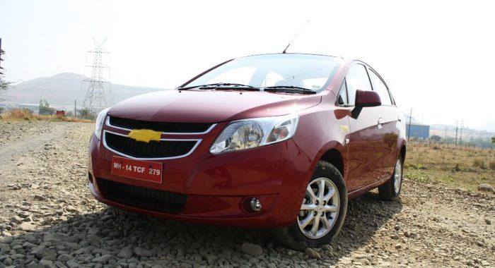 Chevrolet Sail Sedan 1.3 Diesel Review: Sail with a tail