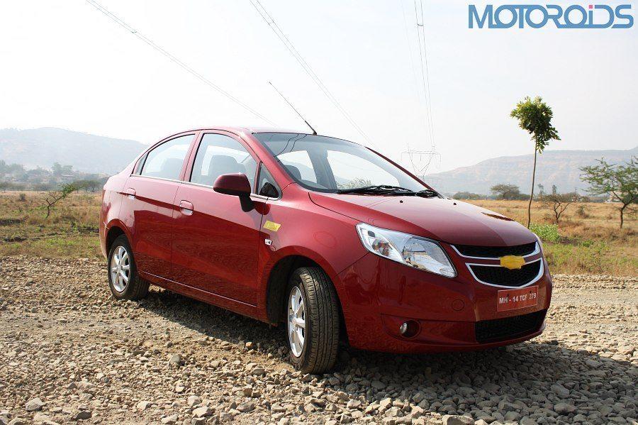 Chevrolet Sail sedan (7)