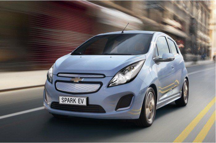 Chevrolet-Spark-EV-Europe